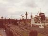 MS Bärenstein Schleusen Panama-Kanal