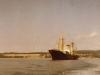 MS Birkenstein US Westküste Goldriver und Reede Victoria River