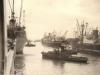 MS Breitenstein Hafenschlepper in Aktion