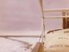 MS Burgenstein Eisbarriere vor Newfoundland/Gulf of St. Lawrence