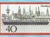 CTS Hamburg Express Briefmarke