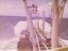 MS Holsatia Schietwetter im indischen Ozean