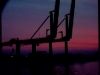 Antwerpen Kohleverladebrücken, Bild von Eckart Bothe