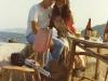 Der Ex-Norderneyer Fritz und seine Frau Ok Sun