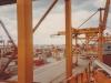 Singapore Skyline und Hafen