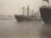MS Riederstein Ankunft und Festmachen in Le Harve