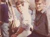 Ostsee-Ausbildungsfahrt mit der Seute Deern während meines Studiums